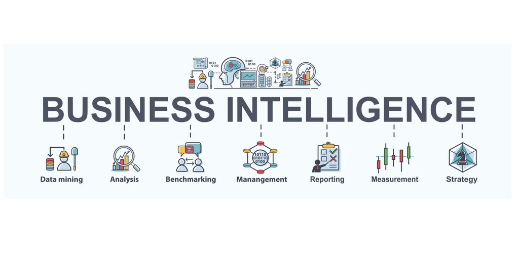 business intelligence services - power BI