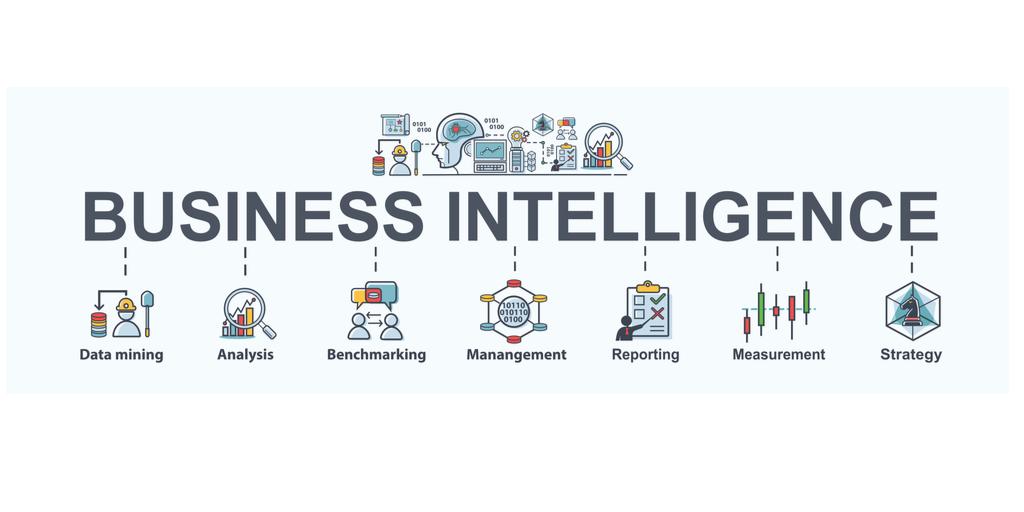 business intelligence services - power BI