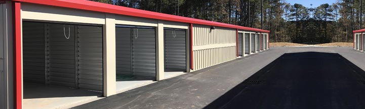 Case Study - Self Storage Web Application Development