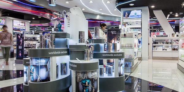 Case Study - Pharmacy and Cosmetics Duty-free Store
